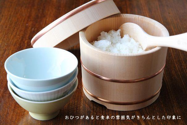 おひつ 東屋   日本の手仕事・暮らしの道具店   cotogoto コトゴト