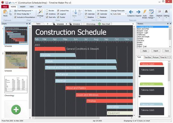 timeline maker pro the ultimate timeline software timeline maker