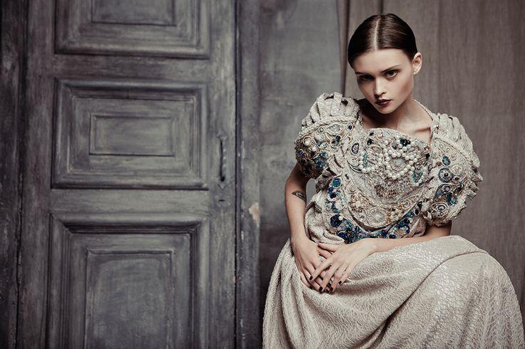 Fashion Designer: Agnieszka Osipa