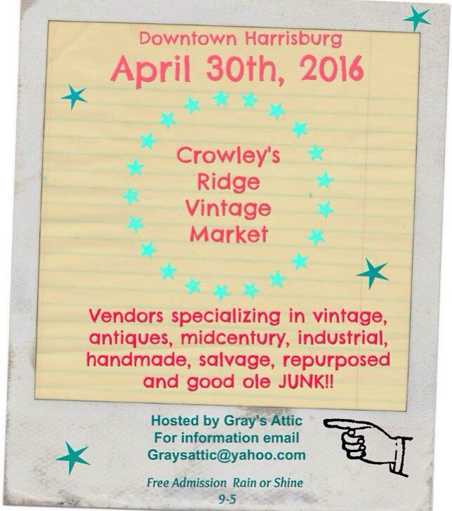 24 best Crowley's Ridge Vintage Market images on Pinterest ...