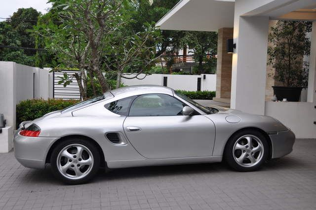 PORSCHE 986 BOXSTER - with Zeintop Hardtop (Z-Top for short). The company that produced the Z-Top no longer exists (Z-Top uses safety glass). Zeintop makes the Boxster look like a Cayman.