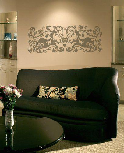 A very baroque design .. tasteful and impressive.