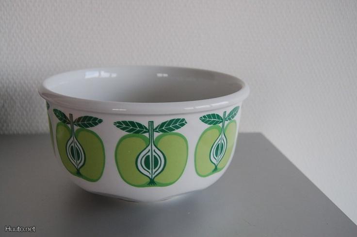 Arabia Pomona Omena -kulho / Arabia Pomona Omena bowl