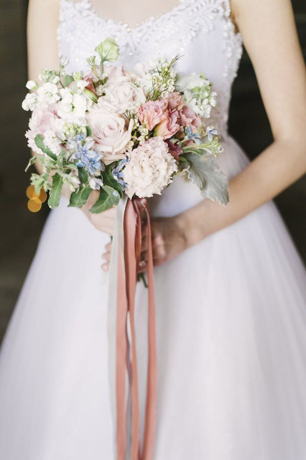 Wildflower Wedding Bouquet Flower Bridal Bouquet For A Summer Or