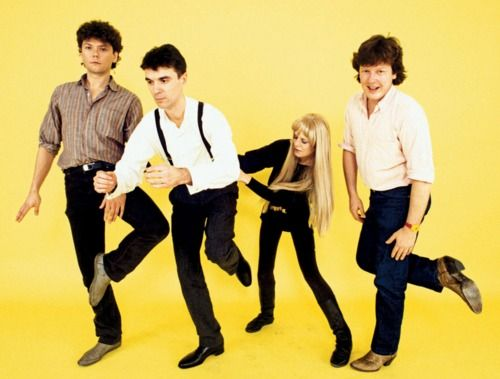Formed in 1975 the talking heads are one of the iconic bands of the 1980s…
