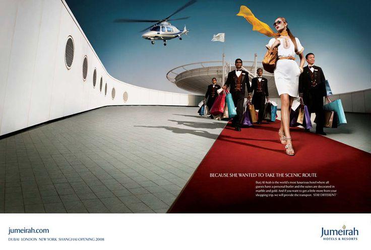 hotel advertisements examples - Silakom