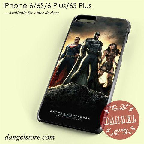 Batman V Superman 6 Phone case for iPhone 6/6s/6 Plus/6S plus