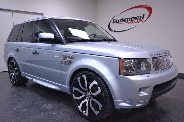 My new Range Rover Sport STRUT hse!!!