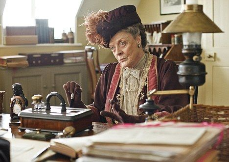 click to read the latest Downton news and the best of the Dowager Countess' quotes!