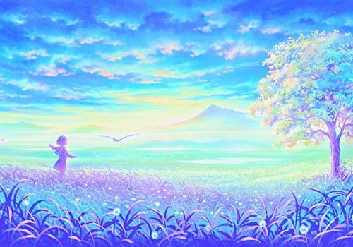 Blog de Pictures-Manga-Wonderful - Page 5 | Paysage manga, Fond d'écran ordinateur, Arrière plan art
