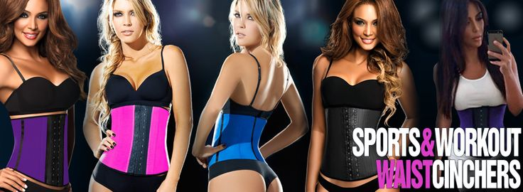 Workout Waist Cinchers from The London Corset Company. Buy Now.