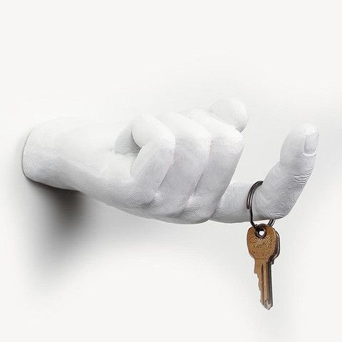 Kulture Bomb Come Here Hand Wall Hook