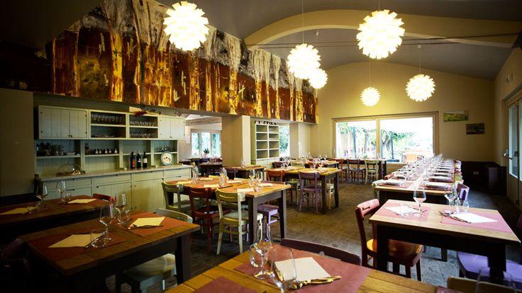 La Tavernetta sull'Aia, Monterado, 50 mt from the Castle.  #food #castellodimonterado #destinazionemarche http://www.castellodimonterado.it/en/restaurants/tavernettaaia