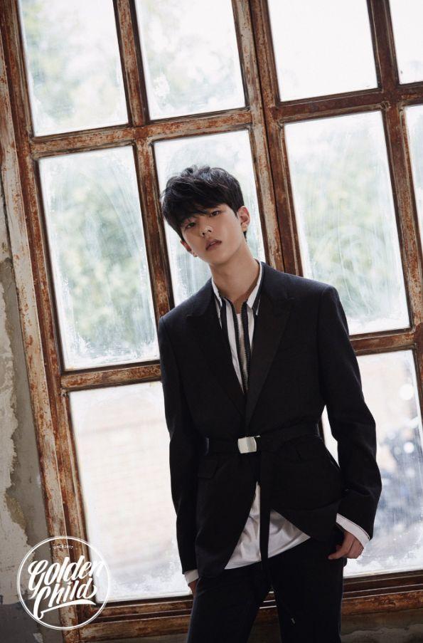 New boy group Golden Child unleash another set of handsome profile photos for debut | allkpop.com