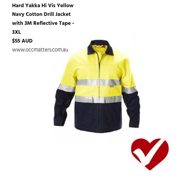 Back vents allowing movement  Complies with AS/NZS 1906.4:1997 High-Visibility Materials and AS/NZS 4602:1999 High-Visibility Safety Garments Class Day/Night  Rated UPF50+ Excellent Protection  Fabric 310gsm, 100% pre-shrunk cotton fabric and cotton brushed lining   | Shop this product here: http://spreesy.com/occmatters/12 | Shop all of our products at http://spreesy.com/occmatters    | Pinterest selling powered by Spreesy.com
