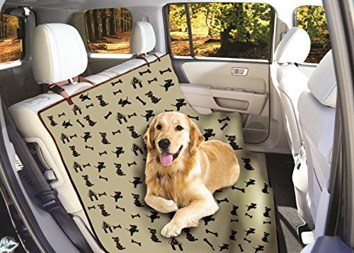 #Waterproof #Pet #Seat #Cover Fits most vehicles with adjustable headrests Zippered skirt-easy to use without tools Heavy gauge wipe clean surface keeps seats clean and dry https://automotive.boutiquecloset.com/product/waterproof-pet-seat-cover/