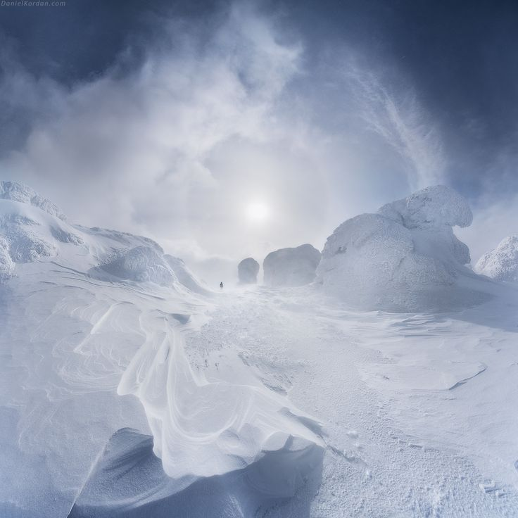 Kingdom of ice by Daniel Kordan on 500px