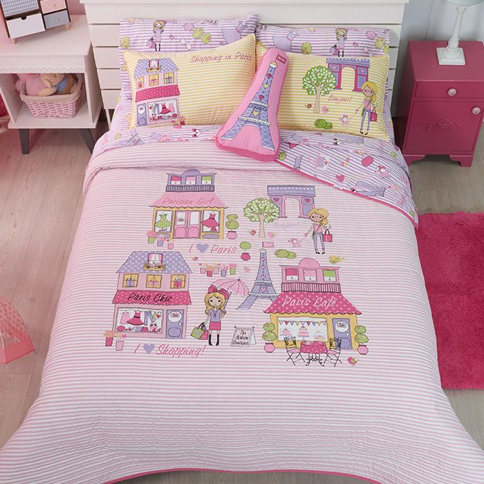 70 best Girls and Teens Bedding images on Pinterest ...