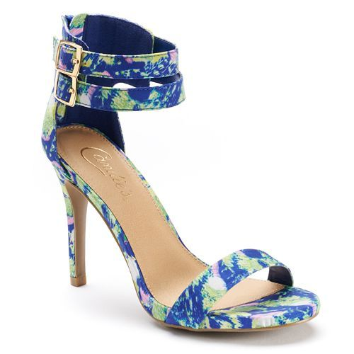 Candie's® Women's Double-Strap Dress High Heels - 1007 Best Let's Get Some Shoes Images On Pinterest