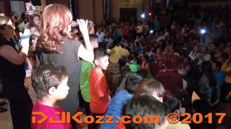 Se presento con éxito está obra de Teatro en el Auditorio del Colegio Juana de Arco del centro de Cuernavaca Morelos.