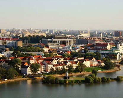 Minsk, the capital of Belarus, is located in the centre of the country…