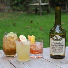 коктейли на основе кальвадоса