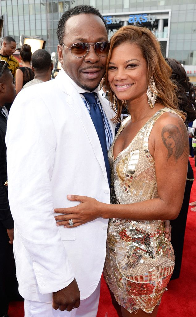 Bobby Brown's Wife Alicia Etheredge Gives Birth! Bobby