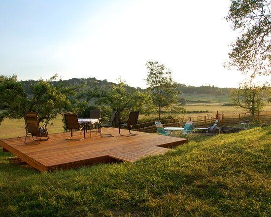 home decor contemporary deck above ground poolground - Above Ground Pool Floating Deck