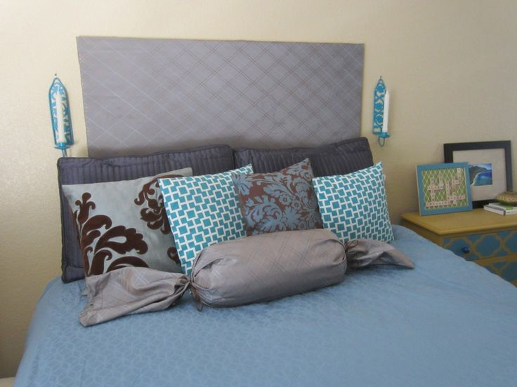 Headboards Ideas best 25+ canvas headboard ideas on pinterest | headboards for beds