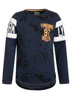 Vingino - JAHMIL - Camiseta manga larga - dark blue
