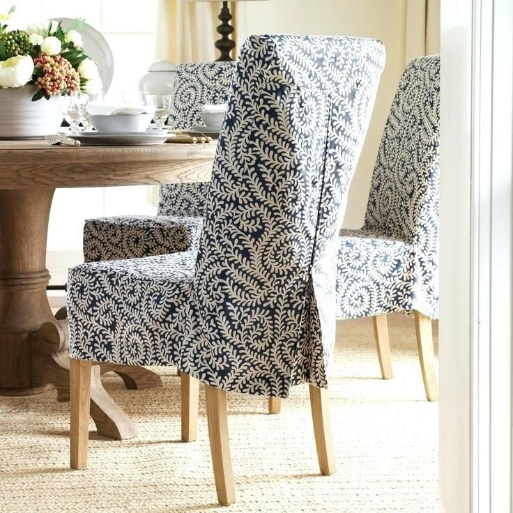 Kitchen Chair Covers Dining Room Chair Slipcovers Slipcovers For Chairs Living Room Chair Covers