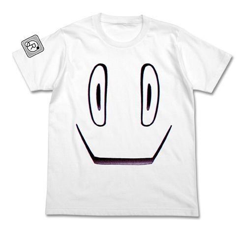 マーブルフェイスTシャツ WHITE M [リアルアカウント]