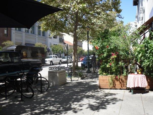 Downtown Santa Cruz - California