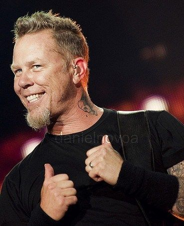 james hetfield 1999