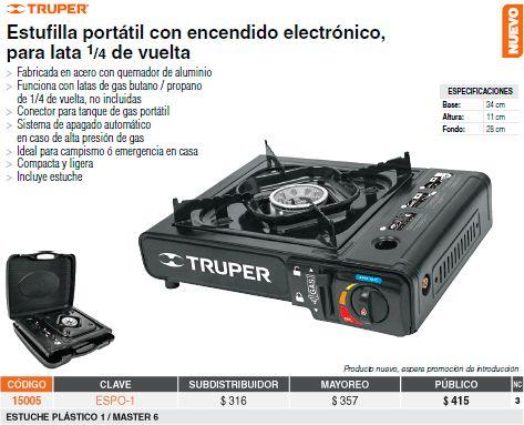 TRUPER - Catálogo Vigente