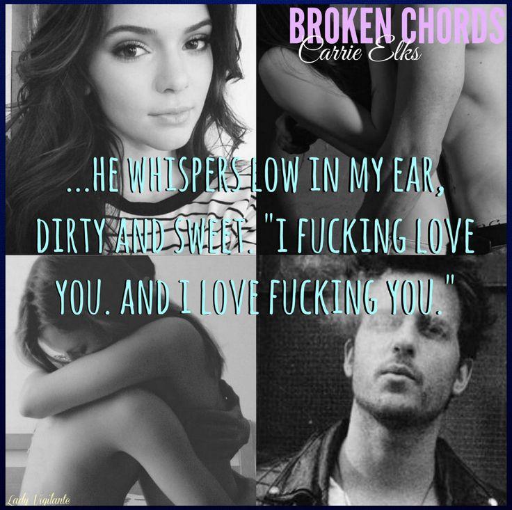 Broken Chords by Carrie Elks - Alex & Lara