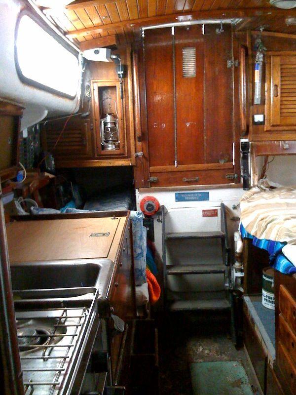 Rawson 30 - Joy Ride  Home Port: To be determined Boat Type: Sailboat Manufacturer: Rawson Boat Model: Rawson 30 Boat Length: 30 Boat Year: 1963 Boat Designer: Garden
