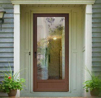 The 25 best wood storm doors ideas on pinterest front for Front door and storm door