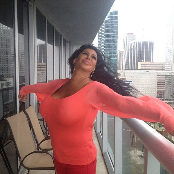 Big Ang Dead: Her Life in Pictures : People.com