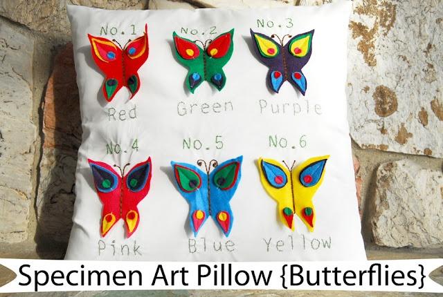 pillows: Specimen Butterflies, Specimen Art, Crafts Ideas, Art Pillows, Neat Ideas, Sewing Pillows, Butterflies Specimen, Pillows Diy, Butterflies Pillows