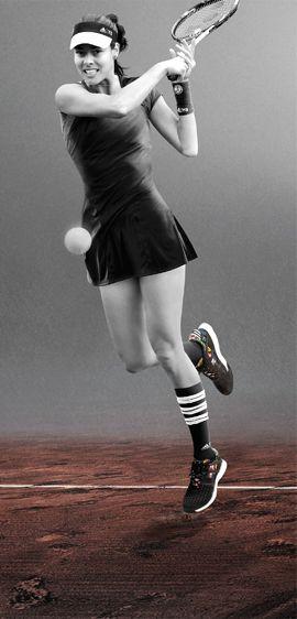 Ana Ivanovic - Roland Garros (French Open) 2015 dress http://www.centroreservas.com/