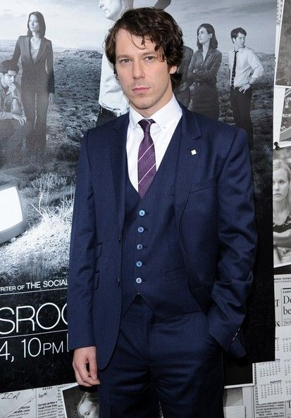 The Newsroom season 2 images | ... Gallagher Jr. Photo - 'The Newsroom' Season 2 Premiere in Hollywood