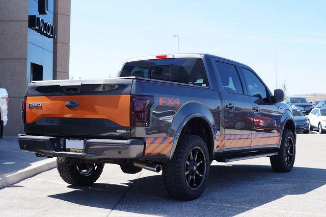 Magnetic Lariat Orange Vinyl Leveled Ko2 S Fuel Rims Ford