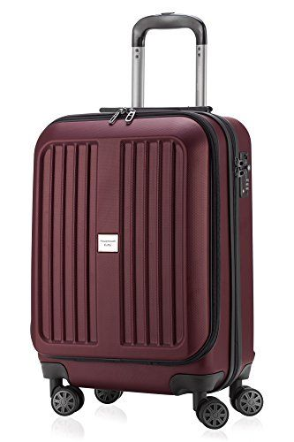 HAUPTSTADTKOFFER - X-Berg - Handgepäck Koffer Trolley Hartschalenkoffer, TSA, 55 cm, JETZT ANSEHEN #Hauptstadtkoffer #Handgepäck #Trolley #Koffer