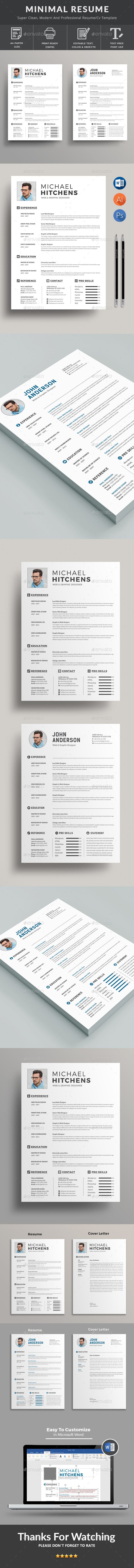 Resume Templates is the super clean The