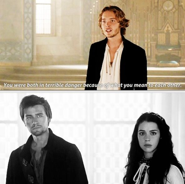 Bash, Mary and Francis! I love this love triangle, but I vote Bash and Mary to the end