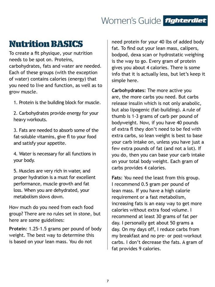 Tips to maximise fat loss
