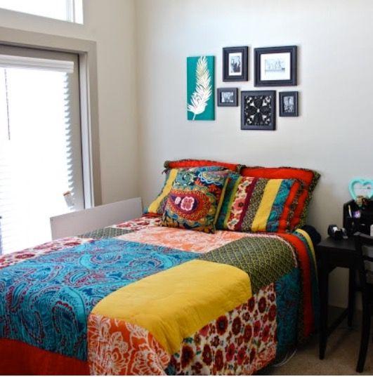17 Best images about College Dorms on Pinterest  Dorm  ~ 131045_Earthy Dorm Room Ideas