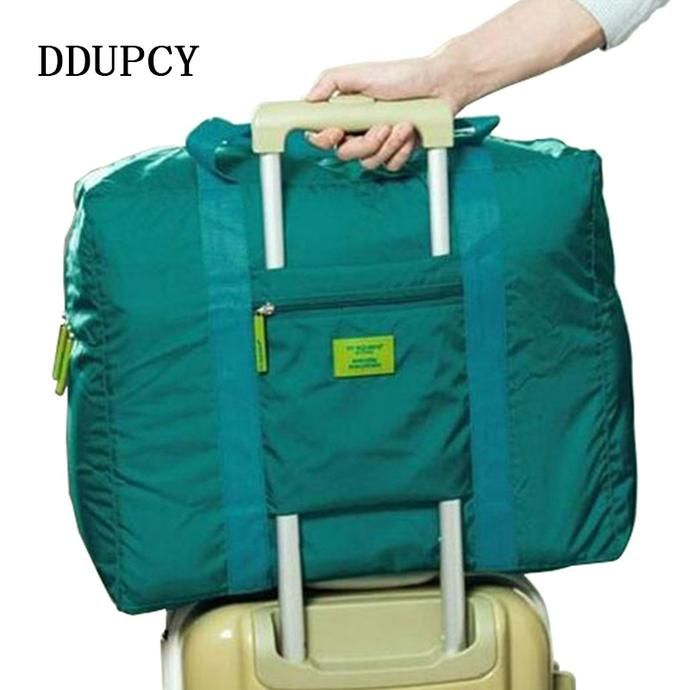 Folding Luggage Lucky Addition Bag