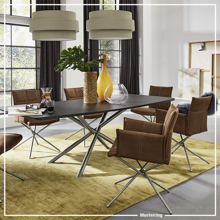 45 best speisezimmer dining room images on pinterest. Black Bedroom Furniture Sets. Home Design Ideas